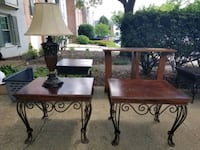 End Tables and Lamp West Springfield, 22152