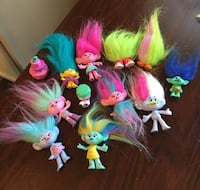 Trolls collection Clarion, 16214