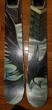 Line Chronic Skis 171 with boots and bindings FULL SET Pikesville, 21208