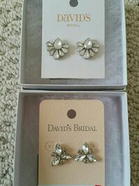 NEW earrings. 2 pairs for $10 Orangeville, L9W