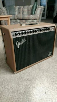 Fender Acoustic amplifier Hamilton