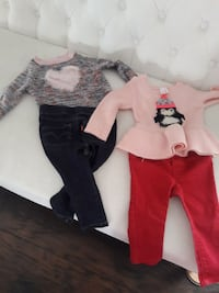 toddler's assorted clothes Adamsville, 35005