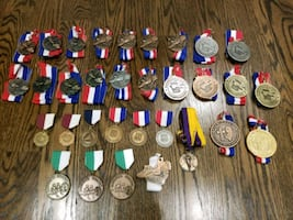Medals, Sports events, Kids events