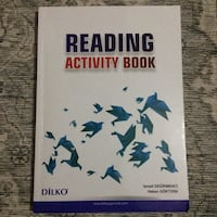 DİLKO READİNG BOOK Onikişubat, 46050