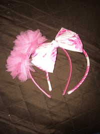 Girls head band  Both for $5 Los Angeles, 91401