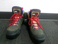 Mens Tommy Hilfiger Hiking Boots 12