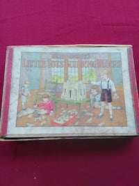 1927 schoenhuts little tots building blocks Colonial Heights, 23834