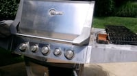 Grill with a burner that doesnt work properly Plainwell, 49080