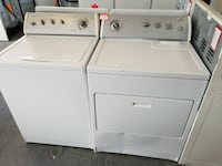 Whirlpool  washer and dryer  Gainesville