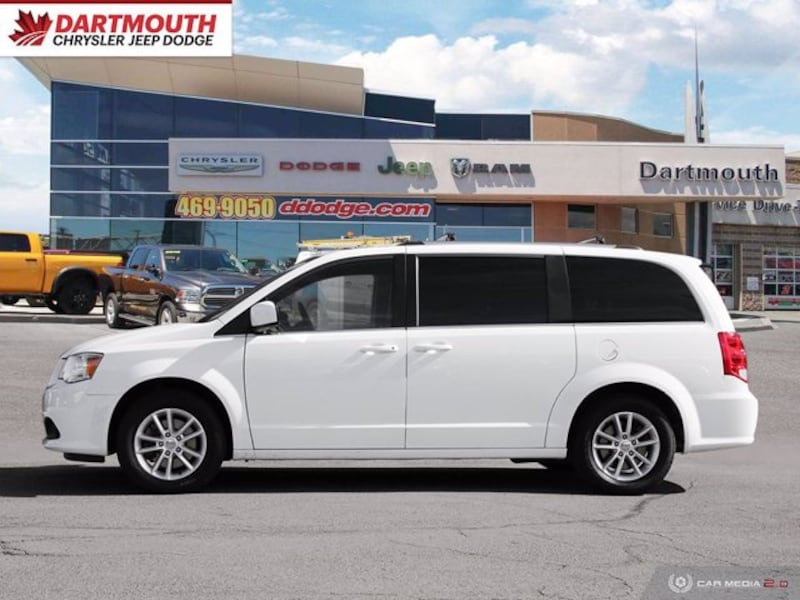 2018 Dodge Grand Caravan SXT Premium Plus f27b0cc1-520e-4f9a-997d-f9d584be6aa5