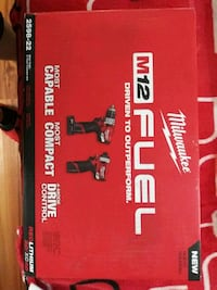 Milwaukee Fuel m12 Drill&Impact Groveport