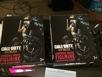 Call of Duty WW2 Two Pre Order Figures Catonsville