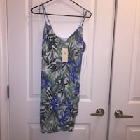 Tropical Floral Dress (Size 0X)  Gaithersburg, 20877
