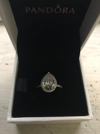 Tear drop ring an snowflake necklace ($120 each) No lower must go asap