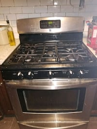 Gas stove kenmore