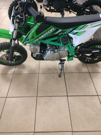 Dirt bike new electric start Burlington, 27215