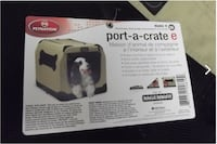 NEW Soft but rugged dog carrier- REDUCED TO $75 Georgina, L4P 3C8