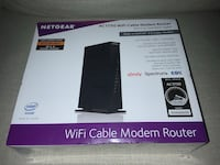 NETGEAR AC1750 Wi-Fi DOCSIS 3.0 Cable Modem Router (C6300) for Xfinity Comcast, Time Warner Cable, Cox, & more   Seattle