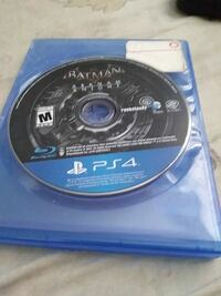 Sony PS4 Uncharted 4 game disc