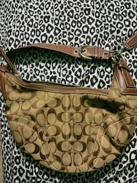 Small coach purses. $12.00 for both.