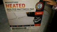 New heated quilted mattress pad Salem, 03079