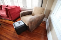 Chair with Ottoman Tampa
