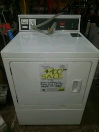 IPSO Commercial Electric clothes dryer