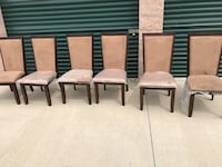 Table with 6 chairs  Colorado Springs, 80913