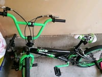 green and black BMX bike Rockville, 20850