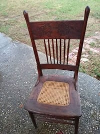 Vintage wood chair Fayetteville, 28304