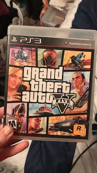 Grand Theft Auto Five PS3  St. Johnsville, 13452