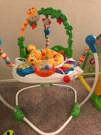 Fisher price Jumperoo Houston, 77014