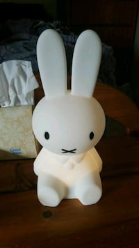 Soft Miffy/Bunny Light Edmonton, T5K 0J7