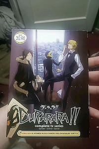 Durarara anime full series Fairbanks, 99701