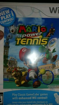 Mario Power Tennis for Manassas, 20110