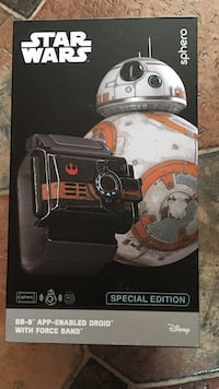 Star wars bb 8 with force band limited edition New York, 11373