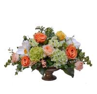 Fresh flower arrangement for any occasion .