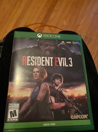Resident evil 3 remake xbox one for sale