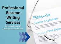 Resume and Cover Letter writing Arlington