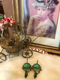 Gorgeous! Vintage Victorian Earrings Gainesville, 20155
