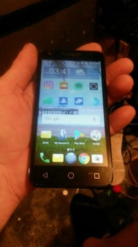 Alcatel TracFone (Like New!) Smart Phone Houston, 77084
