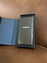 Samsung NOTE 8 with extras. Owings Mills, 21117
