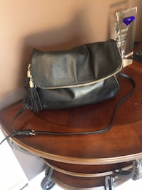 Leather Crossbody Bag St. Catharines
