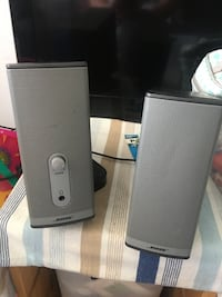 Bose speakers in great condition  Richmond Hill, L4C 6K6