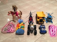 toddler's assorted plastic toys Richmond Hill, L4B 2Z9