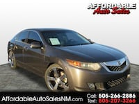 2010 Acura TSX 5-Speed AT with Tech Package Albuquerque, 87110