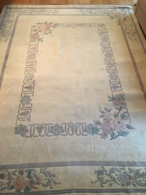 Area Rug 11.5 ft x 9.5 ft 5