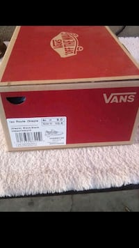 Vans Iso Route (Staple) Black/Black Anaheim, 92806