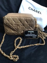 Authentic Chanel camera bag. Laval