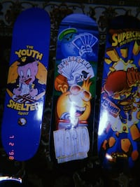 Skate decks  Los Angeles, 90744